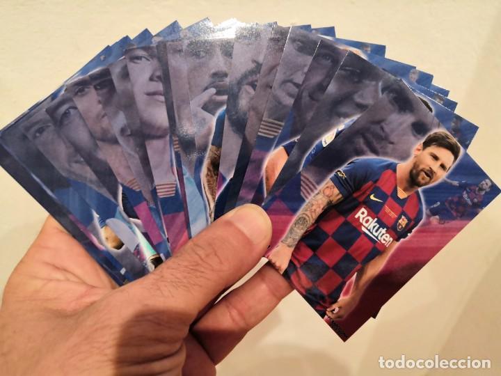 Cromos de Fútbol: COLECCION 22 CARDS FC BARCELONA 2019-2020 - Foto 8 - 213374582