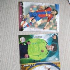 Cromos de Fútbol: CROMOS MESSI. Lote 213636196