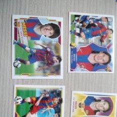 Cromos de Fútbol: CROMOS MESSI ESTE.. Lote 213636381
