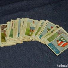 Cromos de Fútbol: LOTE DE 193 CROMOS - FÚTBOL CAMPEONATO 1959 / 1960 FERCA 1959, KUBALA, DI STEFANO, SUAREZ. Lote 213679827