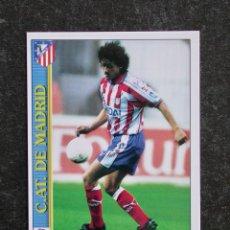 Cromos de Fútbol: Nº 579 LÓPEZ, ERROR-ERRÓNEA DE LAS FICHAS DE LA LIGA 99-00 1999-2000 DE MUNDICROMO. Lote 213683275