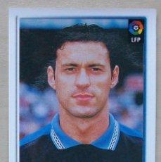 Cromos de Fútbol: 166 ALBERTO REAL SOCIEDAD CROMO PEGATINA BOLLYCAO 1997 1998 97 98 SIN PEGAR. Lote 213683448