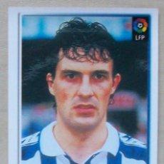 Cromos de Fútbol: 168 ARANZABAL REAL SOCIEDAD CROMO PEGATINA BOLLYCAO 1997 1998 97 98 SIN PEGAR. Lote 213683547