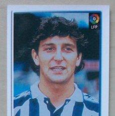 Cromos de Fútbol: 172 IDIAKEZ REAL SOCIEDAD CROMO PEGATINA BOLLYCAO 1997 1998 97 98 SIN PEGAR. Lote 213683651