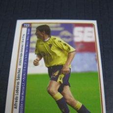 Cromos de Fútbol: FREDI Y PAZ (CÁDIZ C.F.) - Nº 723 - LAS FICHAS DE LA LIGA 2005 - MUNDICROMO.. Lote 213709623