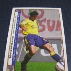 Cromos de Fútbol: SUÁREZ Y VARELA (CÁDIZ C.F.) - Nº 727 - LAS FICHAS DE LA LIGA 2005 - MUNDICROMO.. Lote 213711743