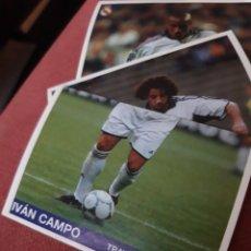 Cromos de Fútbol: 72 IVÁN CAMPO CROMOS COLECCION REAL MADRID 00 01 2000 2001 PANINI. Lote 213738097