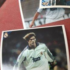Cromos de Fútbol: 109 CROMOS COLECCION REAL MADRID 00 01 2000 2001 PANINI. Lote 213738152