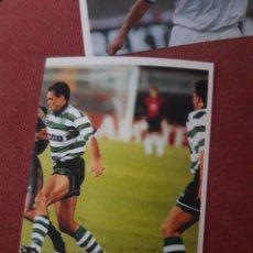 Cromos de Fútbol: 103 FIGO CROMOS COLECCION REAL MADRID 00 01 2000 2001 PANINI. Lote 213738277