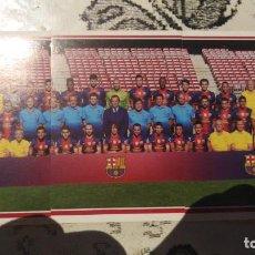 Cromos de Fútbol: FC BARCELONA 2012-2013 PLANTILLA 2-3-4 MESSI NUNCA PEGADO 12-13. Lote 213738406