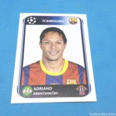 Cromos de Fútbol: (MNA.3) UEFA CHAMPIONS LEAGUE 2010 2011 - N°216 ADRIANO. Lote 213985551