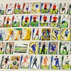 Cromos de Fútbol: LOTE DE 168 CROMOS DE FÚTBOL LIGA 2012. L.F.P. MUNDICROMO. Lote 213992121