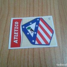 Cromos de Fútbol: ESCUDO -- ATLÉTICO MADRID -- 06/07 -- ESTE -- RECORTADO. Lote 214010796
