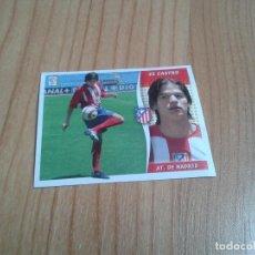 Cromos de Fútbol: ZE CASTRO -- ATLÉTICO MADRID -- 06/07 -- ESTE -- RECORTADO. Lote 214011002