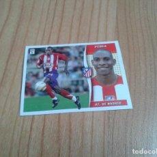Cromos de Fútbol: PEREA -- ATLÉTICO MADRID -- 06/07 -- ESTE -- RECORTADO. Lote 214011093
