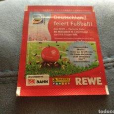 Cromos de Fútbol: SOBRE DE CROMOS PROMOCIONAL MUNDIAL FEMENINO 2011 DE ALEMANIA. Lote 214011152