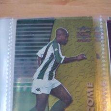 Cromos de Fútbol: ASSUNCAO 548 WELCOME MUNDICROMO MC FICHAS 2002 2003 02 03 NUEVO. Lote 214043578