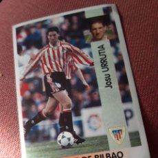 Cromos de Fútbol: 201 URRUTIA ATHLETIC DE BILBAO ESTE 96 97 1996 1997 PANINI SIN PEGAR. Lote 214043646