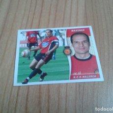 Cromos de Fútbol: BASINAS -- MALLORCA -- 06/07 -- ESTE -- RECORTADO. Lote 214043766