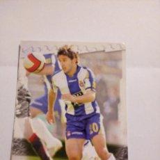 Cromos de Fútbol: CROMO DE FUTBOL FICHAS LIGA 2009 COROMINAS 315 ESPAÑOL MUNDICROMO. Lote 214043981