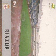 Cromos de Fútbol: 1997-1998 - 45 RIAZOR - DEPORTIVO DE LA CORUÑA - MUNDICROMO LAS FICHAS DE LA LIGA 97-98 - 2. Lote 214044056