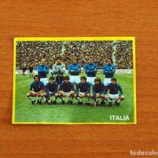 Cromos de Futebol: FÚTBOL EN ACCIÓN DANONE, ESPAÑA 82 - Nº 48 ITALIA - NUNCA PEGADO. Lote 214321953