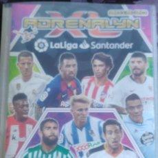 Cromos de Fútbol: COLECCIÓN ADRENALYN XL 2019 2020. Lote 214514795