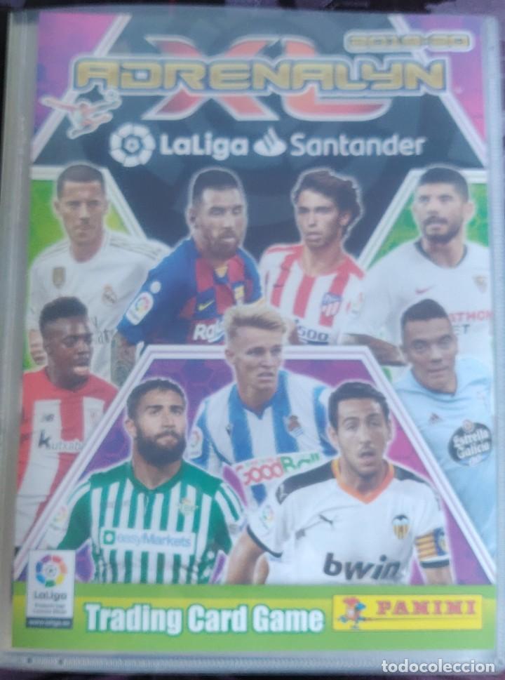 COLECCIÓN ADRENALYN XL 2019 2020 (Coleccionismo Deportivo - Álbumes y Cromos de Deportes - Cromos de Fútbol)