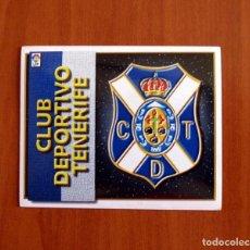 Cromos de Fútbol: TENERIFE - ESCUDO - EDICIONES ESTE 1998-1999, 98-99 - NUNCA PEGADO. Lote 111573512