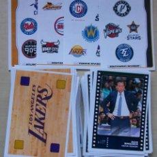 Figurine di Calcio: LOTE 200 CROMOS DISTINTOS USA NBA STICKERS 2019 2020 19 20. Lote 214813400