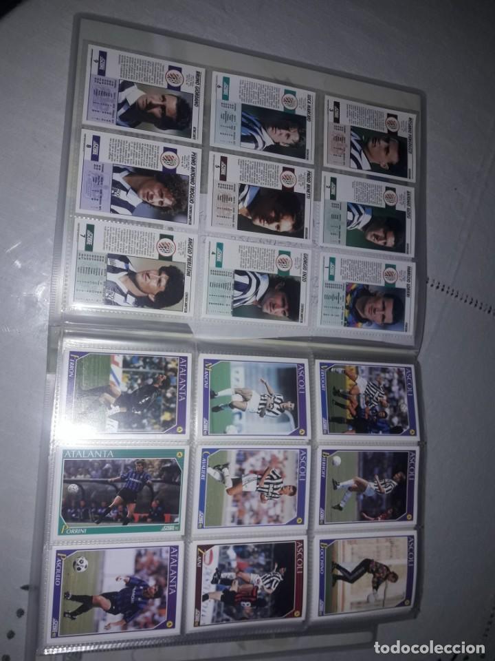 Cromos de Fútbol: COLECCION LIGA ITALIANA DEL 91 - Foto 2 - 215115433