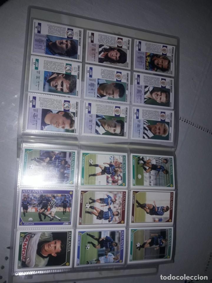 Cromos de Fútbol: COLECCION LIGA ITALIANA DEL 91 - Foto 3 - 215115433