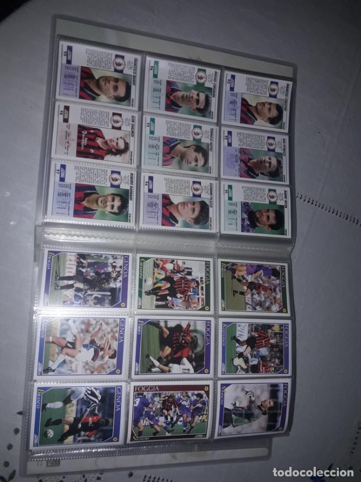 Cromos de Fútbol: COLECCION LIGA ITALIANA DEL 91 - Foto 12 - 215115433