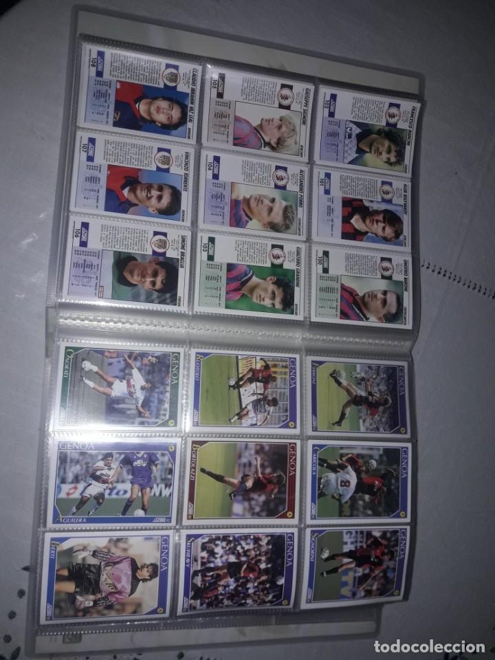 Cromos de Fútbol: COLECCION LIGA ITALIANA DEL 91 - Foto 13 - 215115433