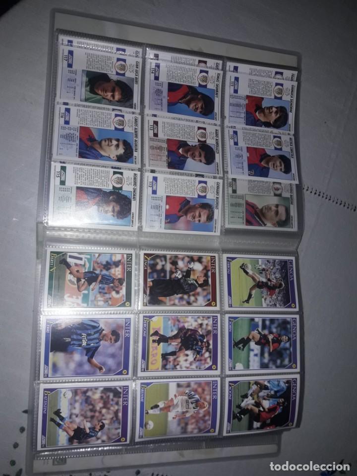 Cromos de Fútbol: COLECCION LIGA ITALIANA DEL 91 - Foto 14 - 215115433