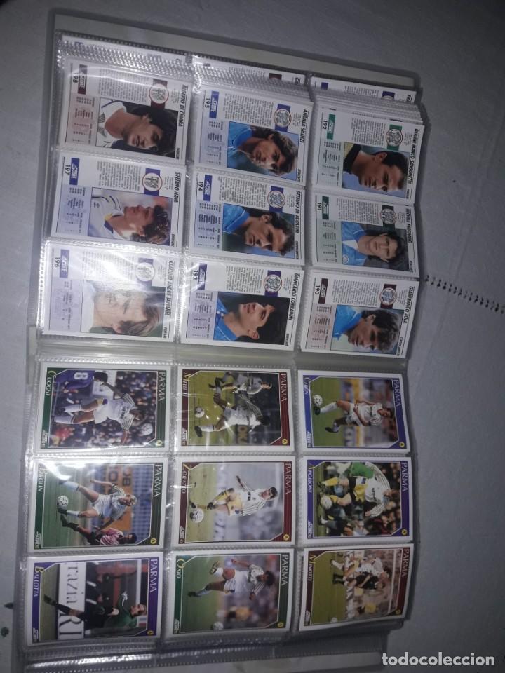 Cromos de Fútbol: COLECCION LIGA ITALIANA DEL 91 - Foto 23 - 215115433