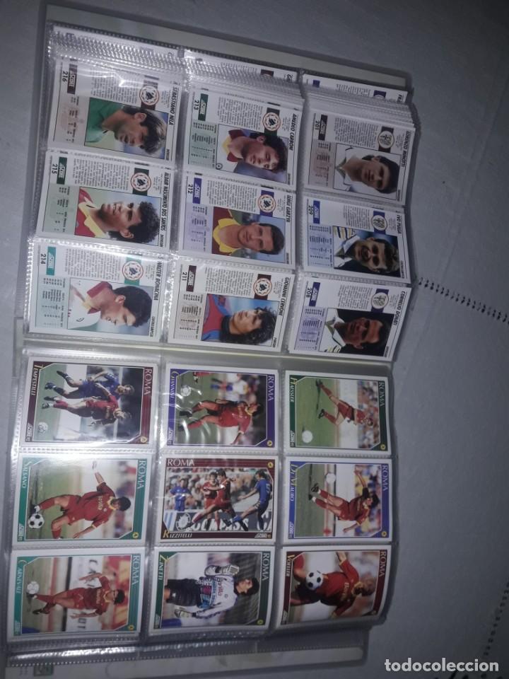 Cromos de Fútbol: COLECCION LIGA ITALIANA DEL 91 - Foto 25 - 215115433