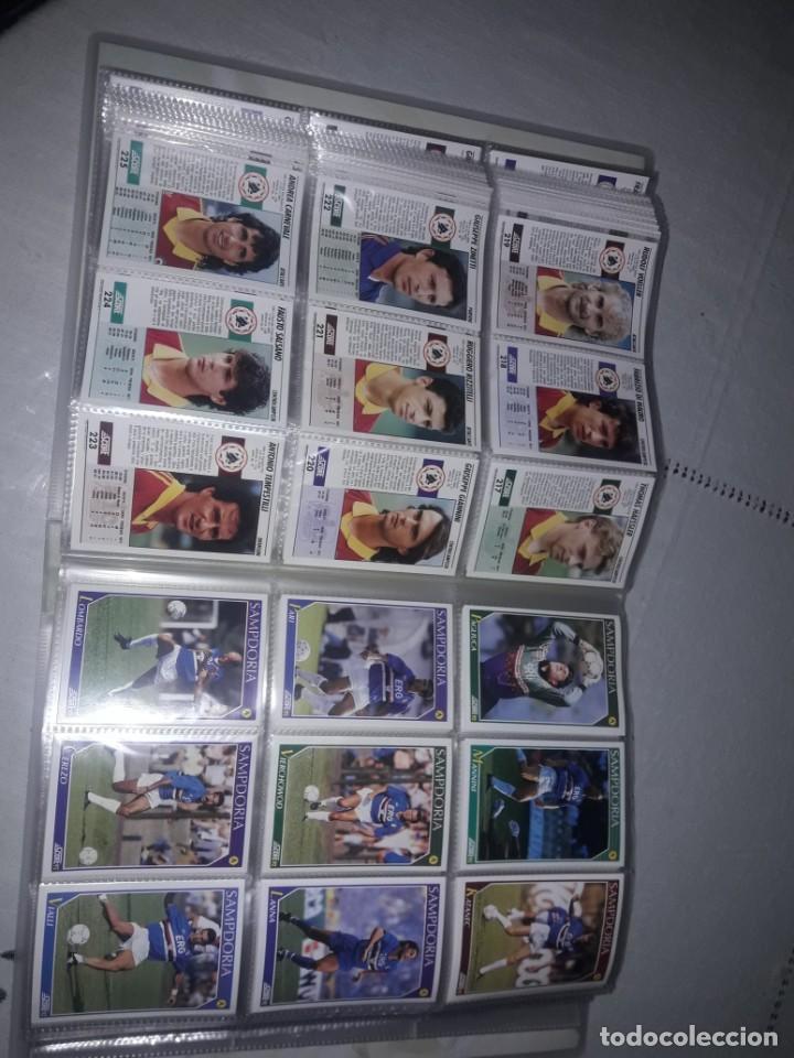 Cromos de Fútbol: COLECCION LIGA ITALIANA DEL 91 - Foto 26 - 215115433