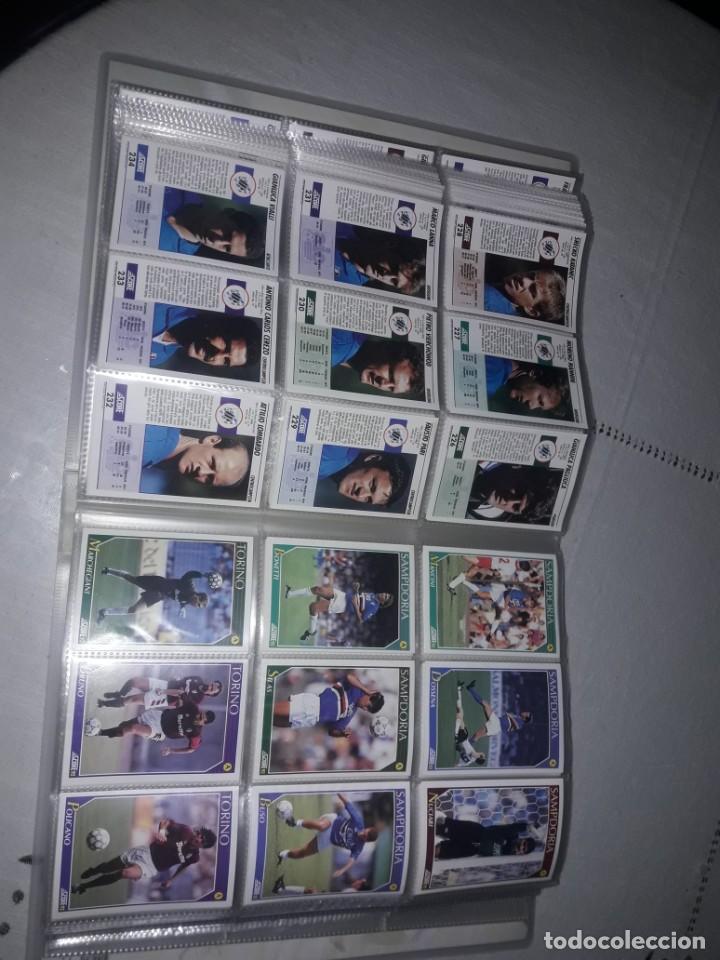 Cromos de Fútbol: COLECCION LIGA ITALIANA DEL 91 - Foto 27 - 215115433