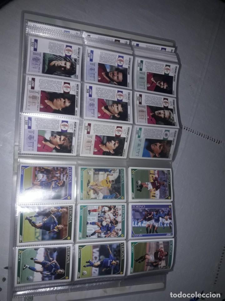 Cromos de Fútbol: COLECCION LIGA ITALIANA DEL 91 - Foto 29 - 215115433