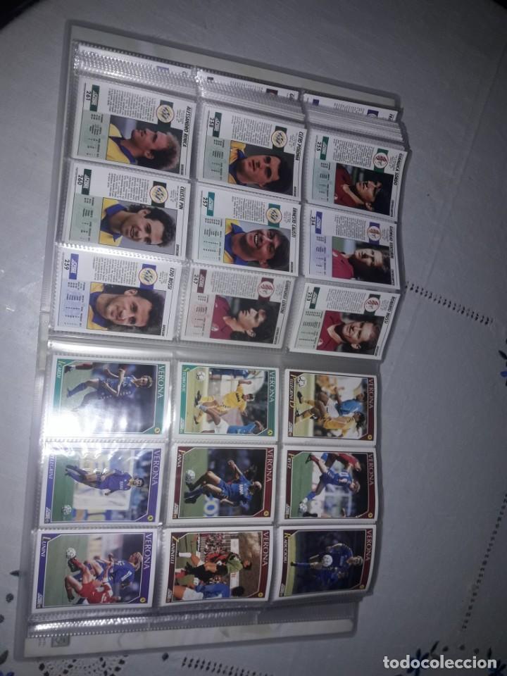 Cromos de Fútbol: COLECCION LIGA ITALIANA DEL 91 - Foto 30 - 215115433
