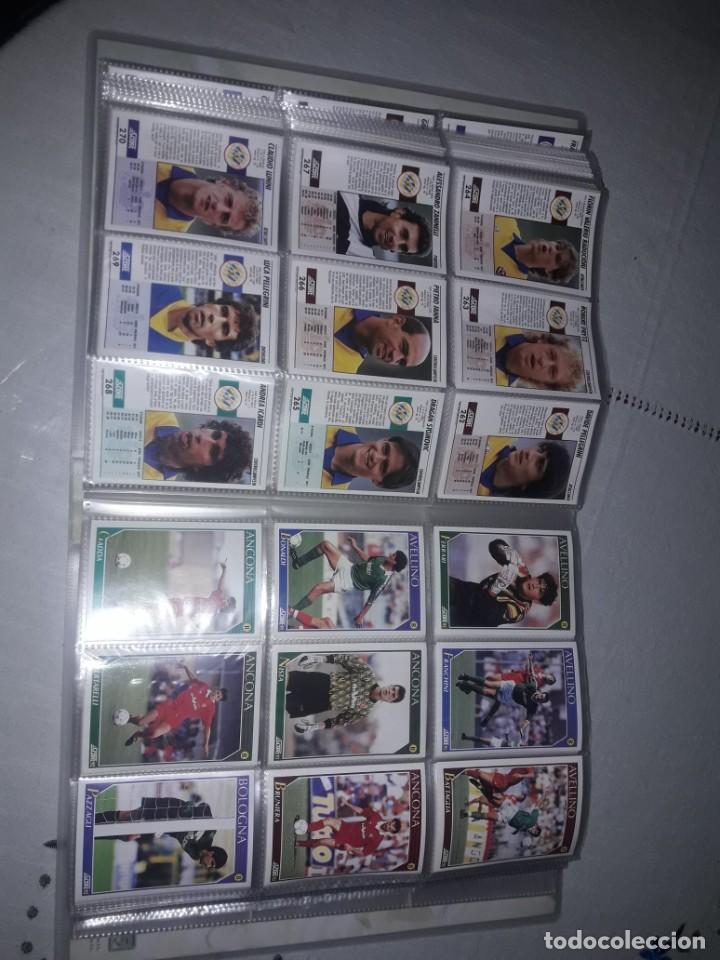 Cromos de Fútbol: COLECCION LIGA ITALIANA DEL 91 - Foto 31 - 215115433