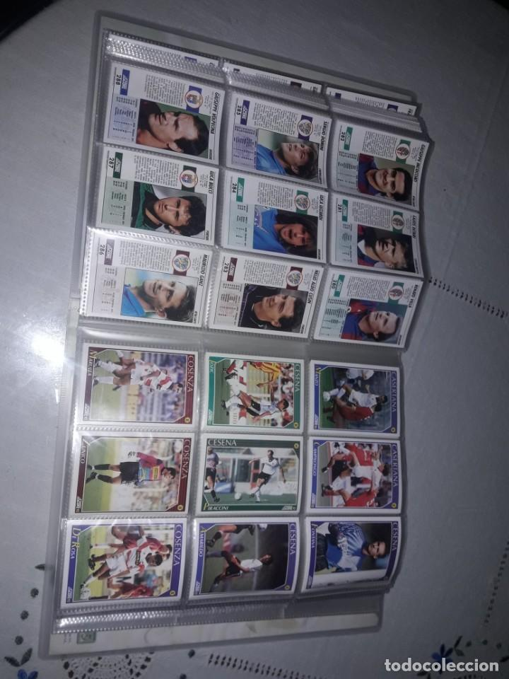 Cromos de Fútbol: COLECCION LIGA ITALIANA DEL 91 - Foto 33 - 215115433