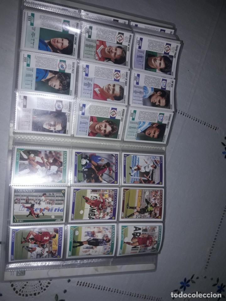 Cromos de Fútbol: COLECCION LIGA ITALIANA DEL 91 - Foto 38 - 215115433