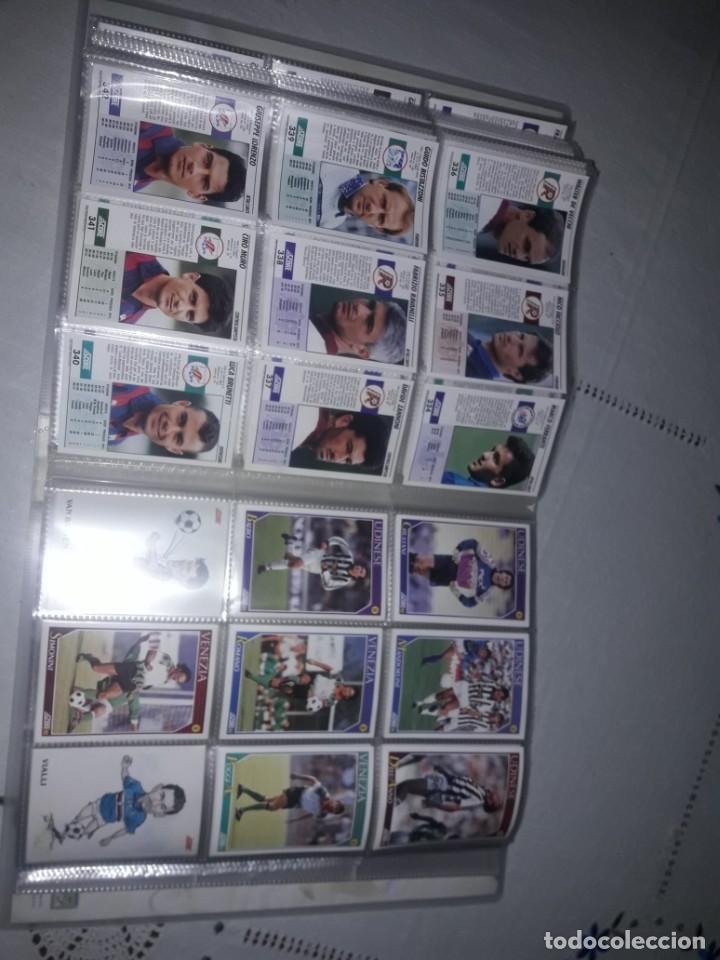 Cromos de Fútbol: COLECCION LIGA ITALIANA DEL 91 - Foto 39 - 215115433