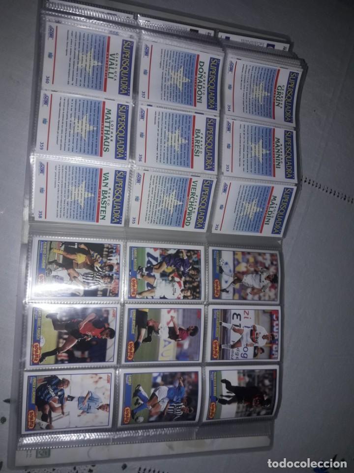 Cromos de Fútbol: COLECCION LIGA ITALIANA DEL 91 - Foto 41 - 215115433