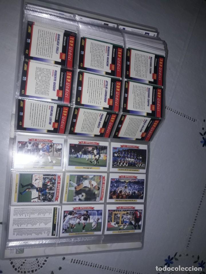 Cromos de Fútbol: COLECCION LIGA ITALIANA DEL 91 - Foto 49 - 215115433