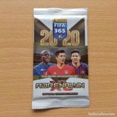 Cromos de Fútbol: SOBRE SIN ABRIR VERSION 1 FIFA 365 2020 2019 19 20 MESSI FC BARCELONA ADRENALYN XL PANINI PACKETS. Lote 215162048