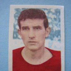 Cromos de Fútbol: RUIZ ROMERO 1965 CAMPEONATOS NACIONALES FUTBOL 1964-65 MURCIA Nº 254 RIBADA NUNCA PEGADO. Lote 215291568