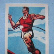 Cromos de Fútbol: RUIZ ROMERO 1965 CAMPEONATOS NACIONALES FUTBOL 1964-65 OLIMPIADA TOKIO 1964 CROMO Nº 7 NUNCA PEGADO. Lote 215296605